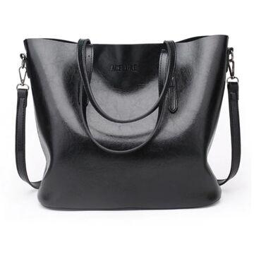 Женская сумка ACELURE, черная П0779