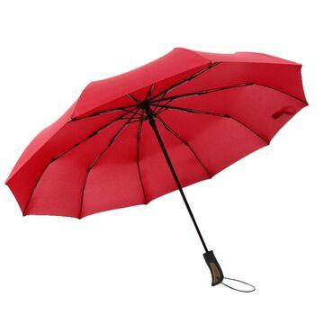 Зонтик красный, П0780