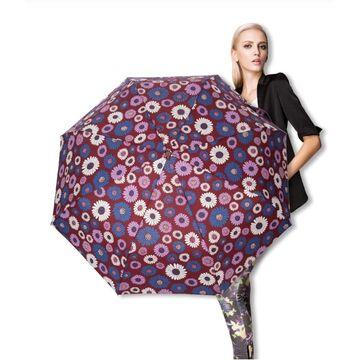 Зонтик красный, П0781