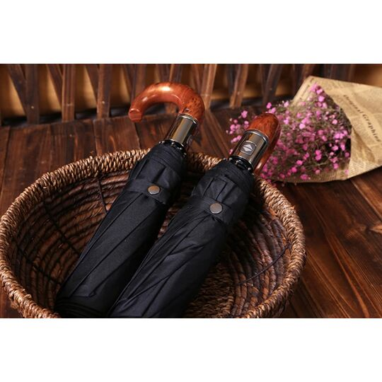 Зонты - Зонтик черный, П0782