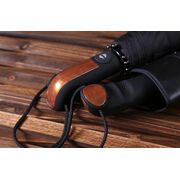 Зонтик черный, П0783