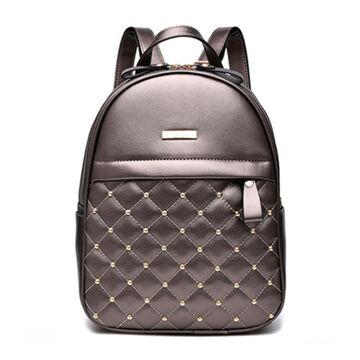 Женский рюкзак ACELURE, бронза П0785