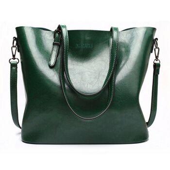 Женская сумка ACELURE, зеленая 0786
