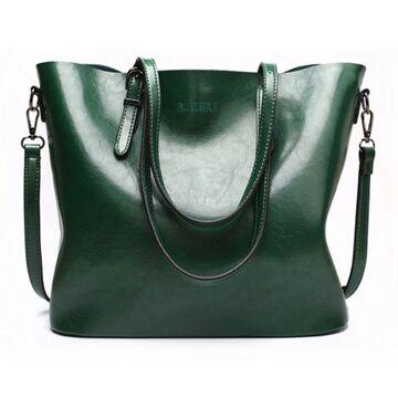 Женская сумка ACELURE, зеленая П0786