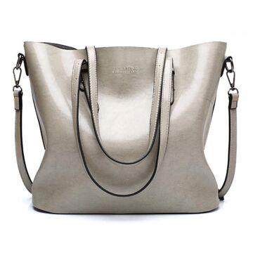 Женская сумка ACELURE, серая П0787