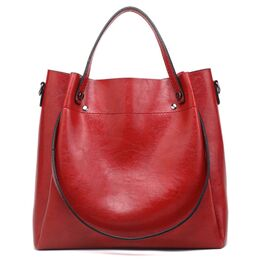 Женская сумка ACELURE, красная 0790