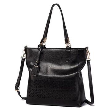 Женская сумка ACELURE, черная П0795