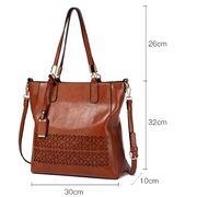 Женские сумки - Женская сумка ACELURE, черная П0795