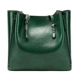 Женская сумка ACELURE, зеленая 0797