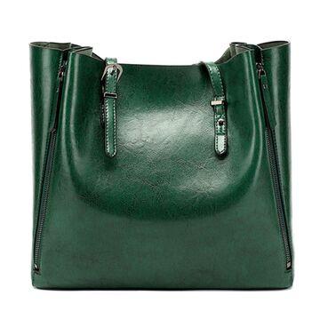 Женская сумка ACELURE, зеленая П0797