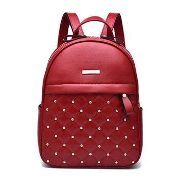 Женский рюкзак ACELURE, красный 0799