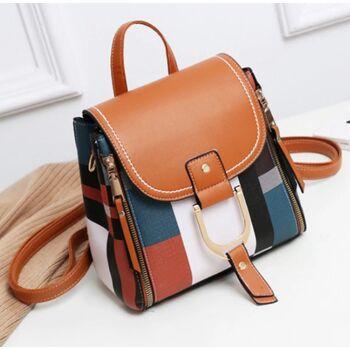 Женский рюкзак ACELURE, коричневый 0801