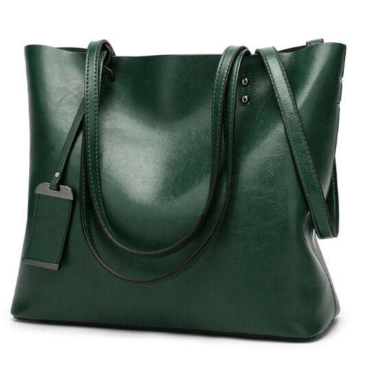 Женские сумки - Женская сумка ACELURE, зеленая П0803