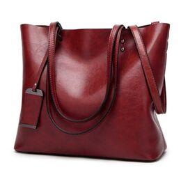 Женская сумка ACELURE, красная 0804