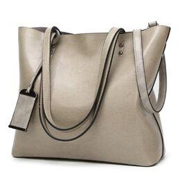 Женская сумка ACELURE, серая 0805