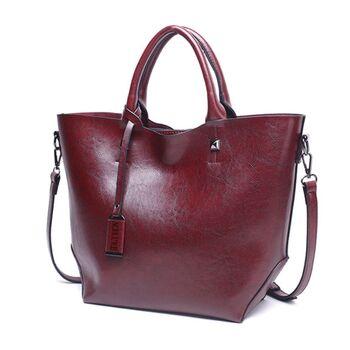Женская сумка ACELURE, коричневая 0807