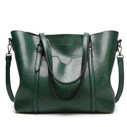 Женская сумка ACELURE, зеленая 0808
