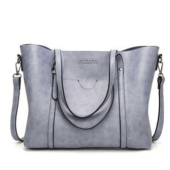 Женская сумка ACELURE, голубая 0813