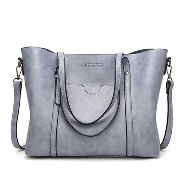 Женская сумка ACELURE, голубая П0813