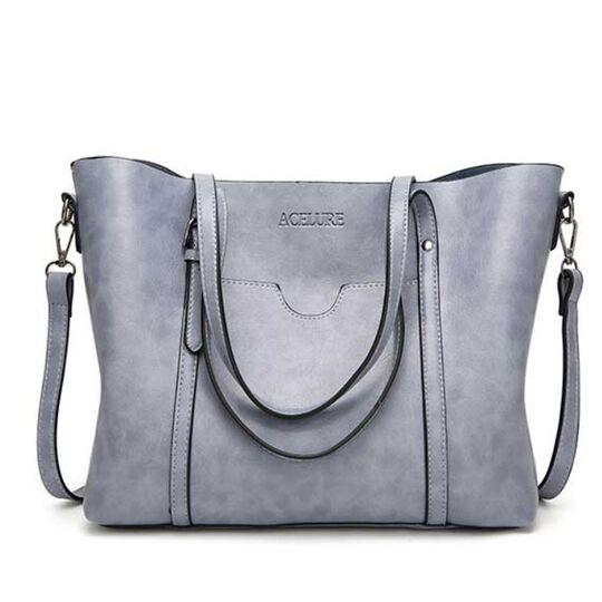 Женские сумки - Женская сумка ACELURE, голубая П0813