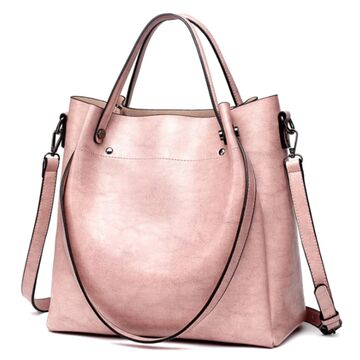 Женская сумка ACELURE, розовая П0816
