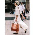 Женские сумки - Женская сумка ACELURE, зеленая П0818