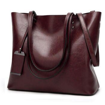 Женская сумка ACELURE, кофе 0840