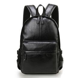 Мужской рюкзак VORMOR, черный 0842