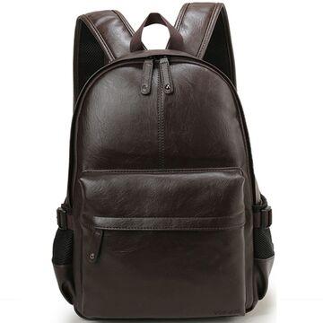 Мужской рюкзак VORMOR, коричневый П0843