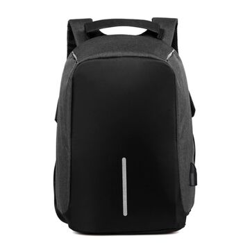 Рюкзак для ноутбука OUBDAR, черный П0844