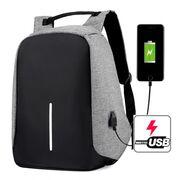 Рюкзаки для ноутбуков - Рюкзак для ноутбука OUBDAR, черный П0844