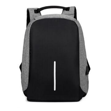 Рюкзак для ноутбука OUBDAR, серый П0845