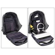 Рюкзаки для ноутбуков - Рюкзак для ноутбука OUBDAR, серый П0845