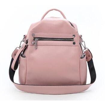 Женский рюкзак Joypessie розовый 0849