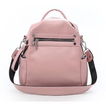Женский рюкзак Joypessie розовый П0849