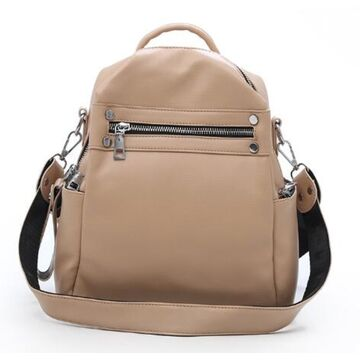 Женский рюкзак Joypessie хаки П0850