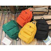 Женские рюкзаки - Женский рюкзак DCIMOR, оранжевый П0864