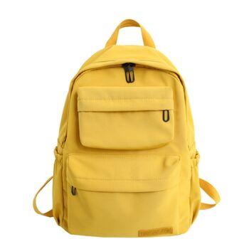Женский рюкзак DCIMOR, желтый 0865