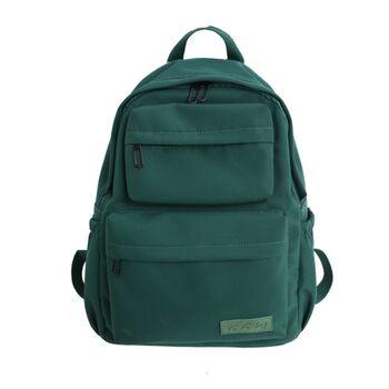 Женский рюкзак DCIMOR, зеленый 0866