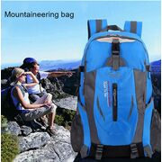 Мужские рюкзаки - Рюкзак туристический TakeCharm, черный П0869