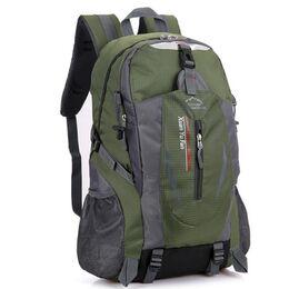 Рюкзак туристический TakeCharm, зеленый 0870