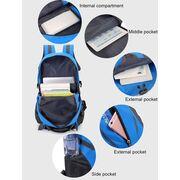 Мужские рюкзаки - Рюкзак туристический TakeCharm, зеленый П0870