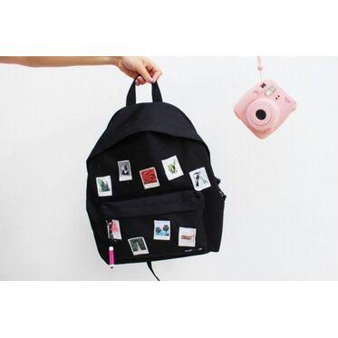 Как оригинально украсить свой рюкзак?