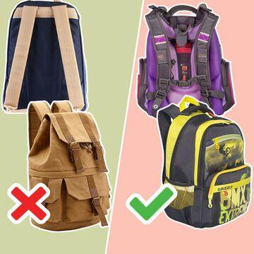 Какой выбрать рюкзак для первоклассника?