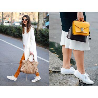 С какой сумкой правильно носить обувь?