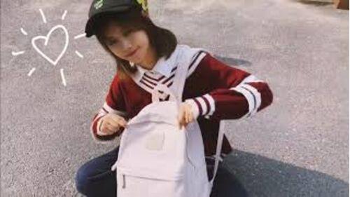 Женские рюкзаки - Женский рюкзак DCIMOR, серый 0891